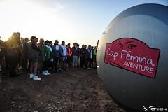 Cap Femina Aventure 2016 - Etape2