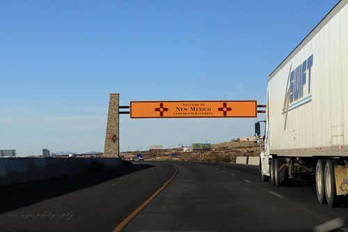 new mexico sign