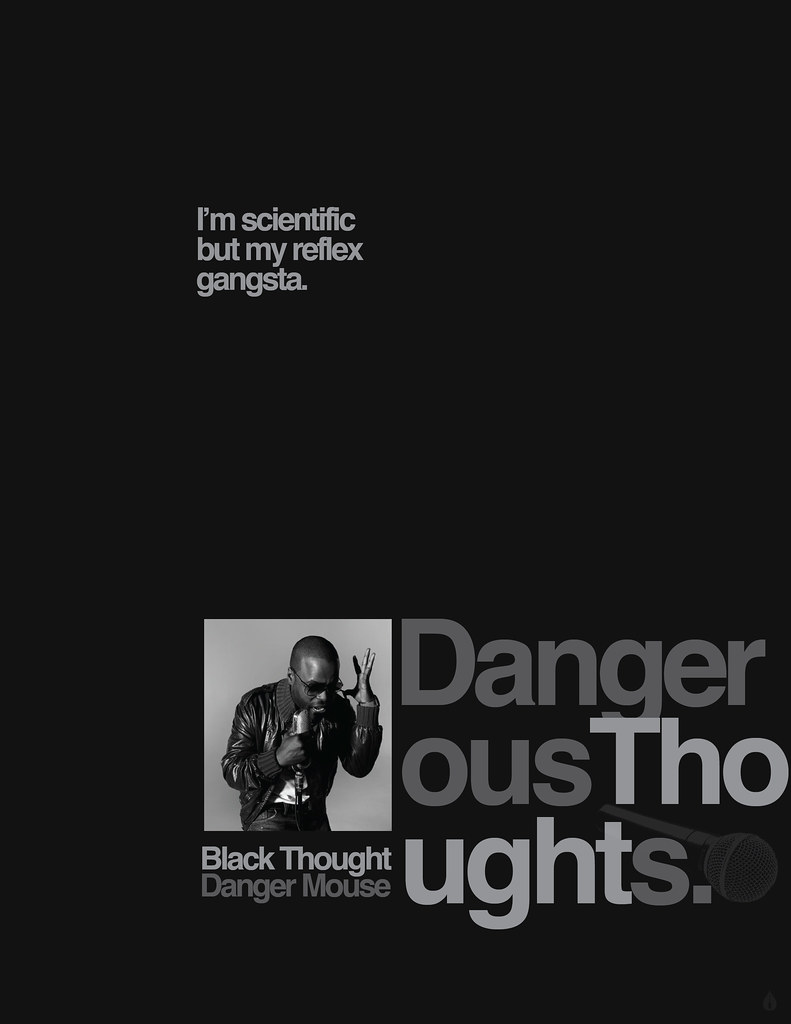 Dangerous Thoughts | Black Thought