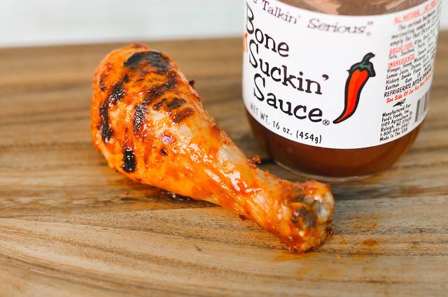 Bone Suckin' Sauce Hot