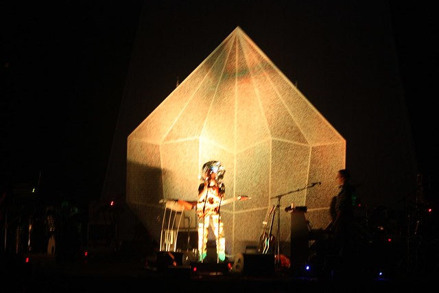 Sufjan Stevens at the Sydney Opera House