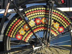 Flower Power Skirt Guards