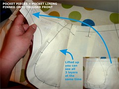 Sewing in the pockets (3)