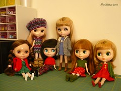 215/365 (The Dutchlady) Tags: summer dylan public fleur doll stock emma january pop panasonic lara va kaohsiung cs blythe neo uc monday groupshot takara challenge lam freya pp bv day215 fbl rbl 2011 365blythe
