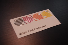 Company card (Official Classic) Tags: studio disco design 3d hungary budapest retro postproduction hifi branding gyr officialclassic
