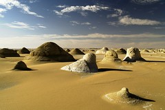 Deuxième planète (photosenvrac) Tags: landscape photo desert sable paysage egypte desertblanc