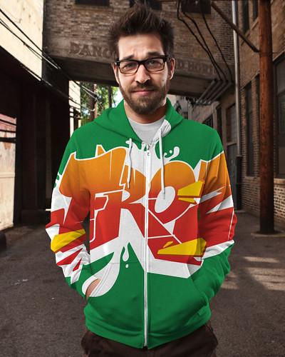 froz hoodie