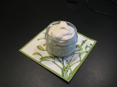 Homemade veganaise