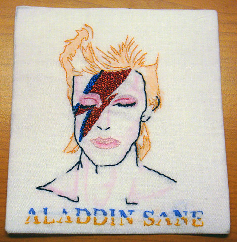 Phat Quarter Music Swap - Aladdin Sane