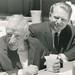 Robert Arthur Chase  (1923- ) with Leo D. Eloesser (1881-1976)