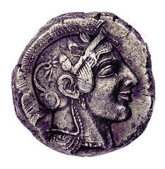 silver_decadrachm_Athens, NM 130_1999_o