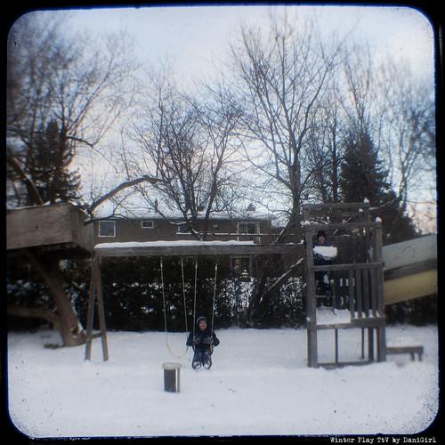 40:365冬季玩TTV