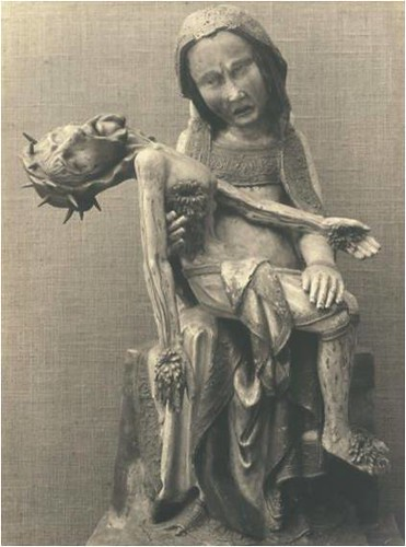 Pietà - Medieval