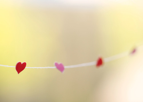 Hearts on a String