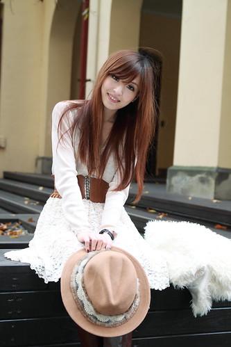 [フリー画像] 人物, 女性, アジア女性, 台湾人, 201105280900