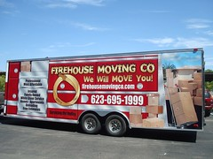 Firehouse Moving Wrap