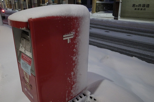 冬の街 3