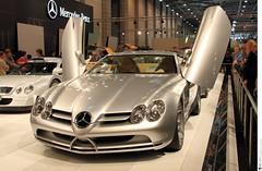 1999 Mercedes Vision SLR Concept Car (01)