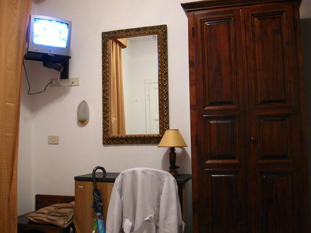 ホテルの部屋のフリー写真素材