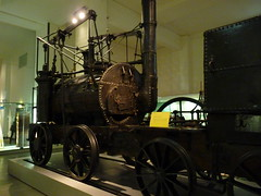 Puffing Billy ( Claire ) Tags: london museum railway science steam rails locomotive coal sciencemuseum colliery puffingbilly wylam wylamcolliery