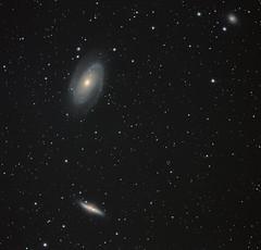 M81 and M82 (Mickut) Tags: m82 m81 starlightxpress Astrometrydotnet:status=solved Astrometrydotnet:version=14400 sxvrh18 Astrometrydotnet:id=alpha20110246637125