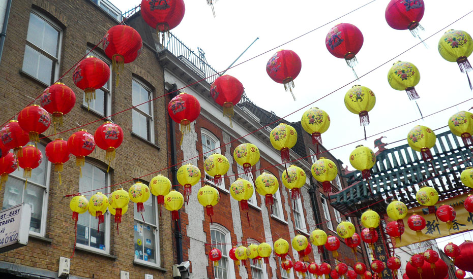 Chinese New Year 2011: Celebrations in London