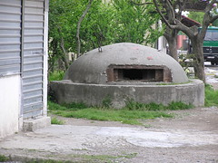 Pill Box Bunker (Joseph A Ferris III) Tags: box communist bunker balkans albania pill shkoder