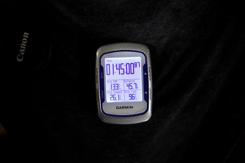 45.7km ave26.1 インナー6