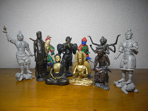 和の心仏像コレクション3-19