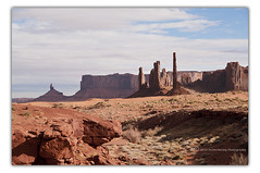 Totem Pole, Monument Valley (mcherdering) Tags: arizona southwest landscape landscapes pentax monumentvalley smc americansouthwest k7 arizonalandscapes pentaxk7 mikeherdering mcherdering mcherderingphotography smcda18135mmedalifdcwr