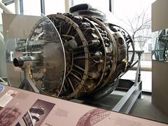 Wright R-3350 Turbo Compound Engine