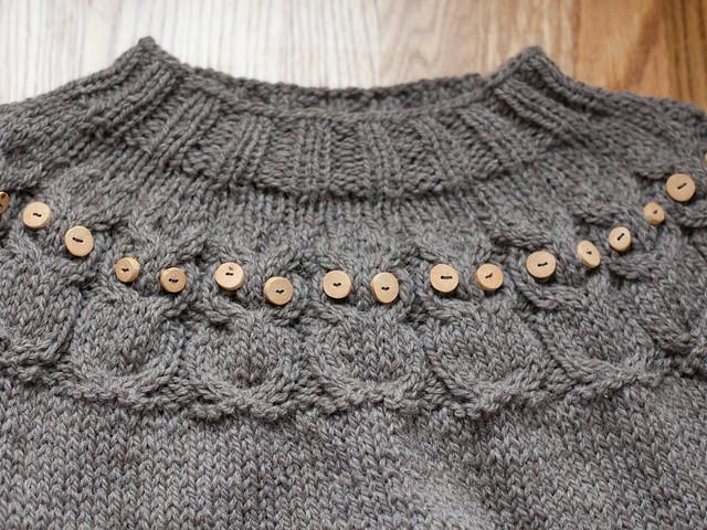 Super secret knitting project