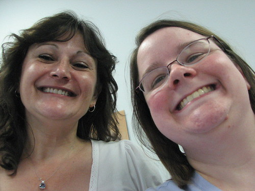 Denise and I, June 2010