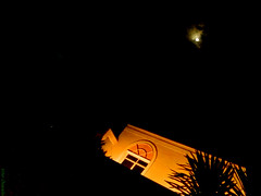 (Vitor Chiarello) Tags: moon night kodak motel class lua noite motorala zn5