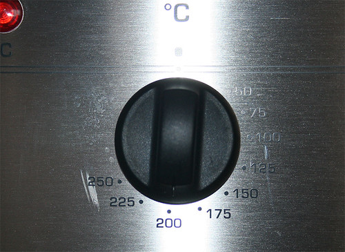 18 - Auf 200 Grad vorheizen