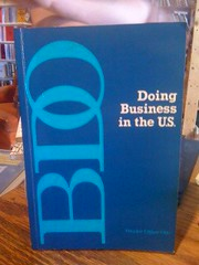 Doing business in the U.S