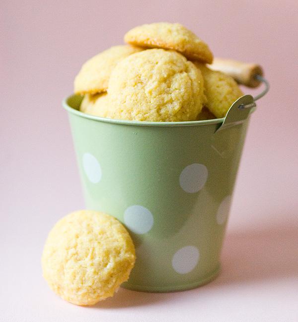 Cornmeal cookies 2