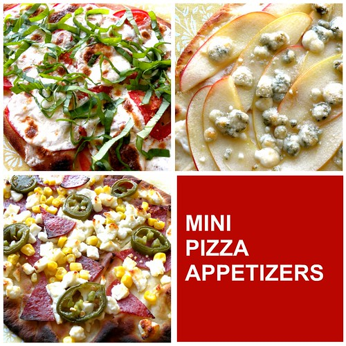 MF Mini Pizza Appetizers