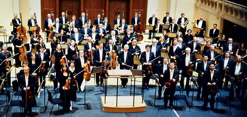 The Royal Philharmonic Orchestra  in Tenerife