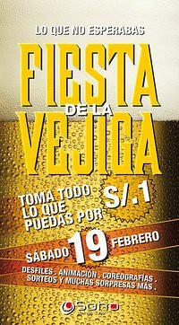 Fiesta de la Vejiga - Soho Lounge