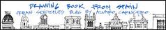 Drawing book from Spain (ALVARO CARNICERO) Tags: españa moleskine ink watercolor sketch andalucía spain europa europe drawing sketchbook acuarela andalusia dibujo córdoba tinta croquis cuaderno alvarocarnicero drawingbookfromspaincom