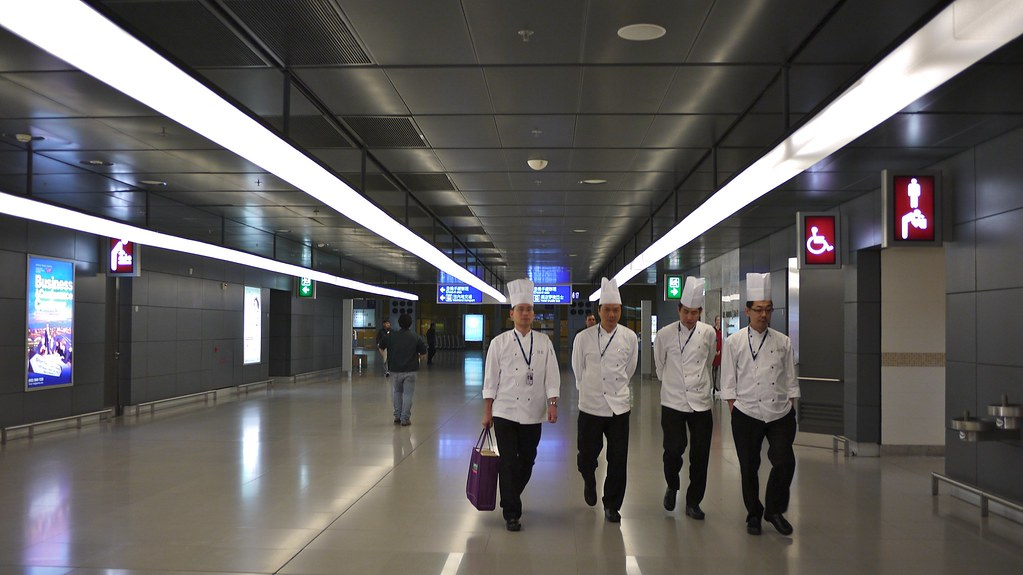 Airport Chefs