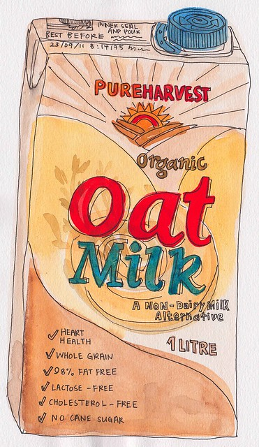 Pure Harvest Oat Milk