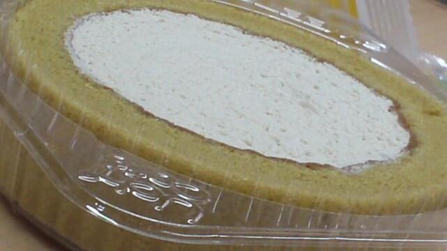 きなこ黒蜜ロールケーキ