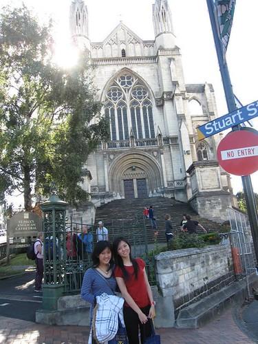Kah Yenn and Chee Li Kee