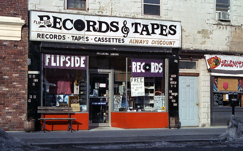 Flip-Side Records - Pompton Lakes, NJ USA