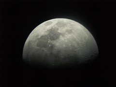 The Moon!!!! (homer4k) Tags: sky moon night mirror aperture inch 10 luna telescope astrophotography astronomy mm reflector 254