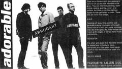 "Adorable Favourite Fallen Idol advert 1993 <a style=""margin-left:10px; font-size:0.8em;"" href=""http://www.flickr.com/photos/58583419@N08/5461279844/"" target=""_blank"">@flickr</a>"