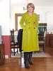 Her new coat (mallorcarain) Tags: fetish nice boots vinyl streetshots raincoat pvc bottes fakes stiefel raincape regenmantel ciré lackmantel imperméables