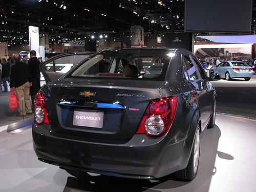 Chevrolet Sonic Interior. Chevrolet Cruze middot; Chevrolet Sonic interior middot; Chevrolet Sonic